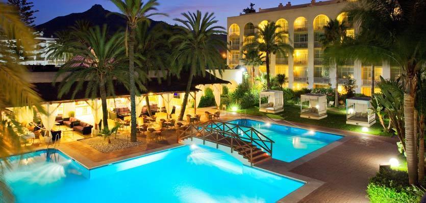 Melia Marbella Banus Pool