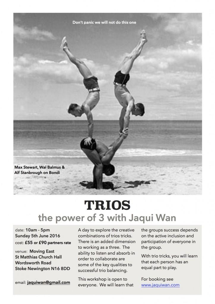 Trio Tricks 0616