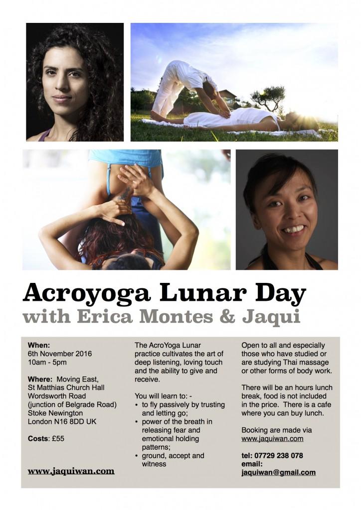 AcroYoga Lunar Day 1116