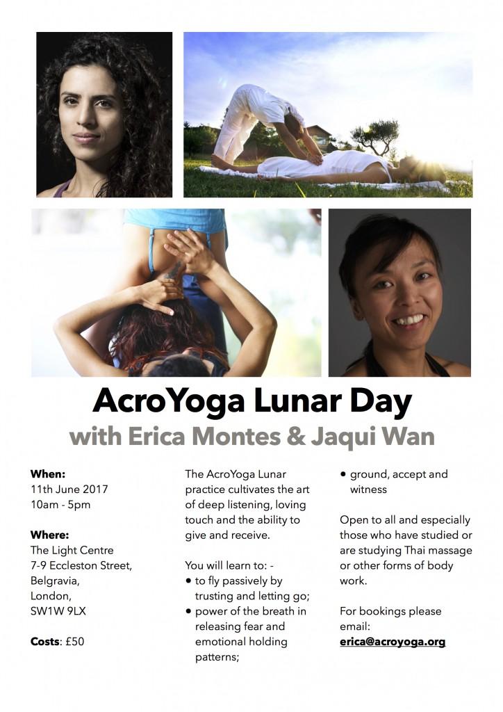 AcroYoga Lunar Day 0517